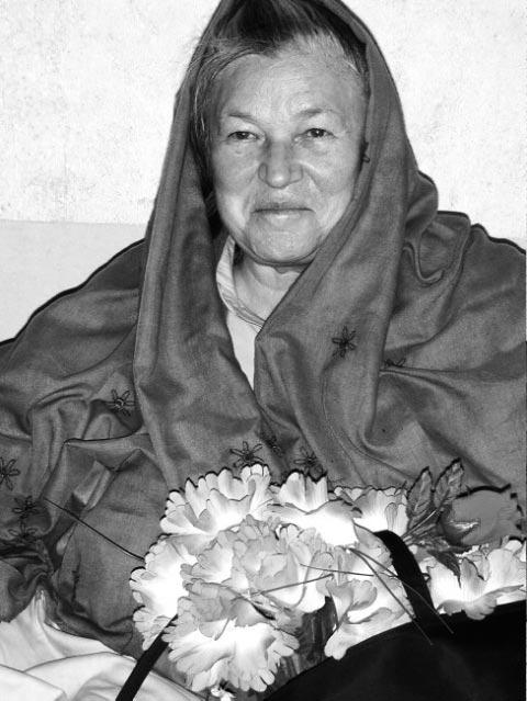 Karla Schefter