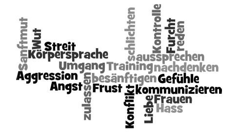 Wordle Workshop Gefhle
